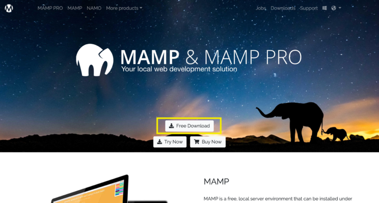 MAMP & MAMP PRO - your local web development solution for PHP and Wor_ - www.mamp.info